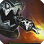 Gatling Gun Icon