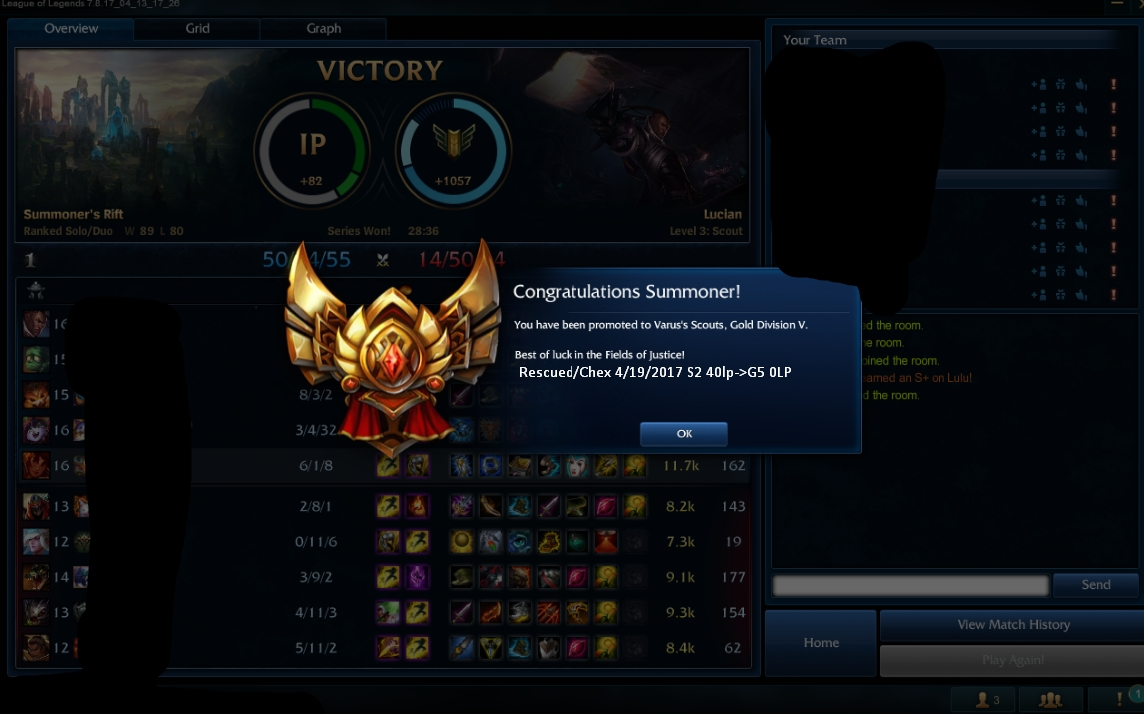 legit elo boost from Silver 2 to Gold 5 by Rescued