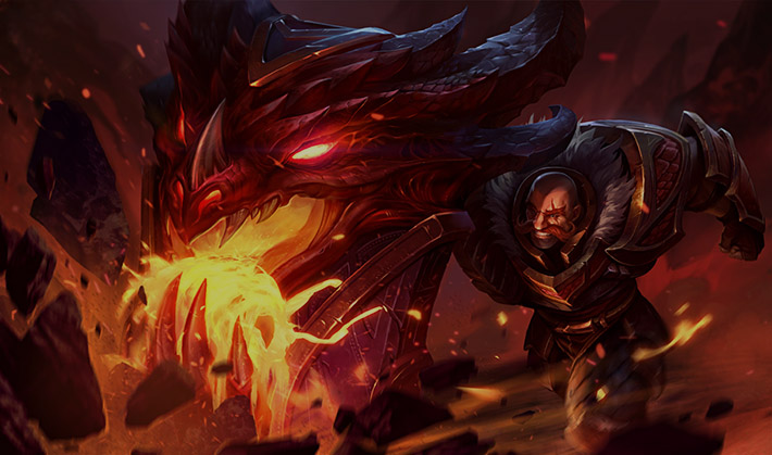Dragonslayer Braum Splahart