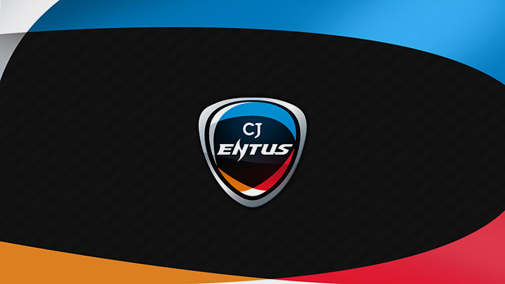 CJ ENTUS BEST KOREAN TEAM