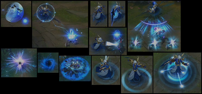 Cosmic Kassadin preview