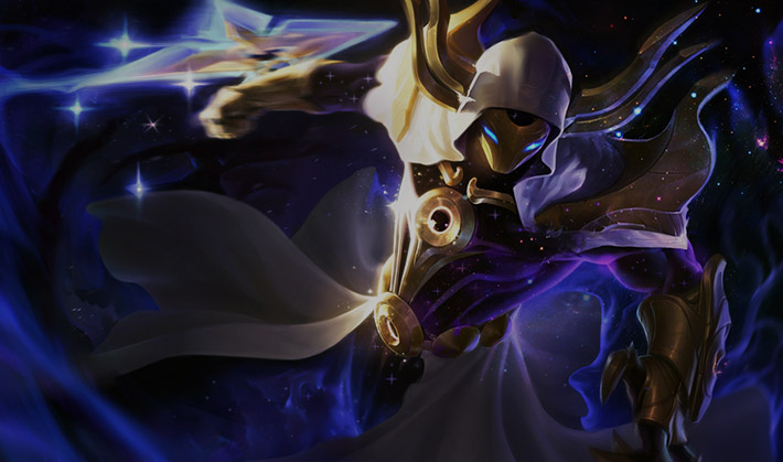 Cosmic Kassadin splash art