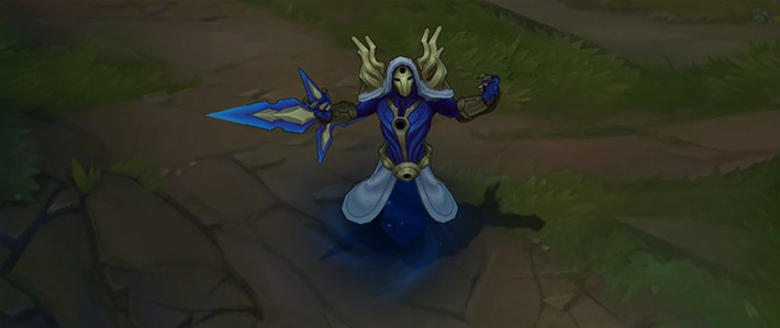 Cosmic Kassadin lol