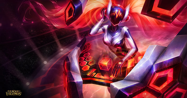 DJ Sona ultimate skin