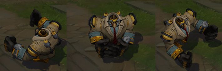 Definitely Not Blitzcrank skin