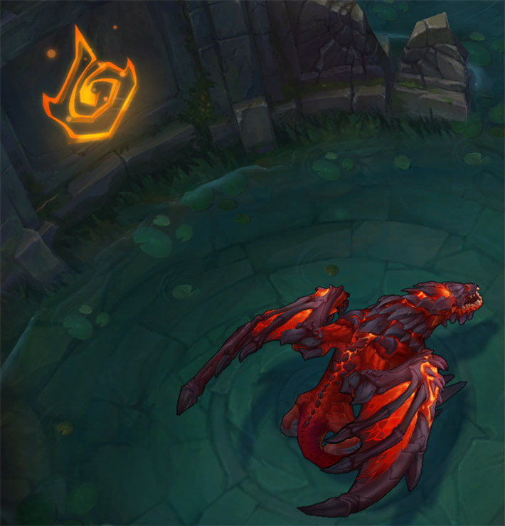 Infernal Drake epic monster