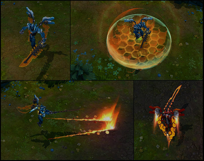 Mecha Aatrox preview
