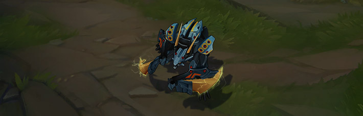 Mecha Kha'Zix lol champion