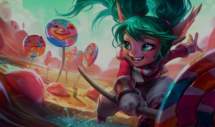 Lollypoppy Splash Art
