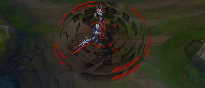 PROJECT Zed champion
