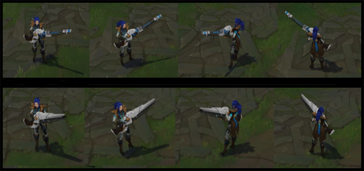 Pulsefire Ezreal and Caitlyn skins review
