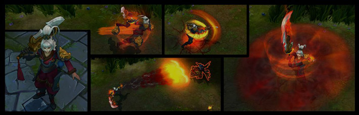 Dragonblade Riven New Visual Effects