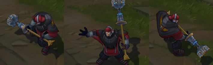 SKT T1 Jax - World Championship Winner skin