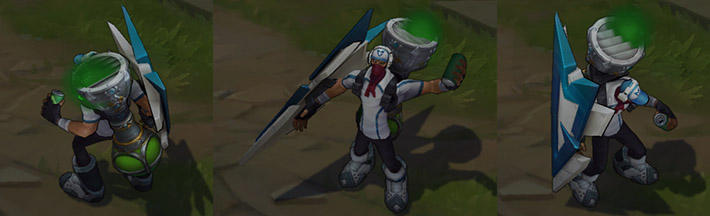 SSW Singed - World Championship Winner skin