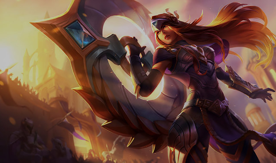 League unique skins | Victorious and Championship skins