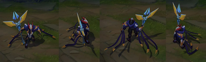 SKT T1 Azir - World Championship Winner skin