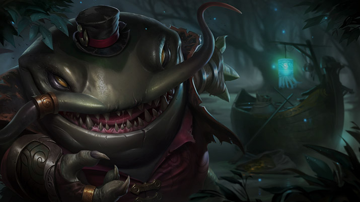 Tahm Kench advanced Strategy guide