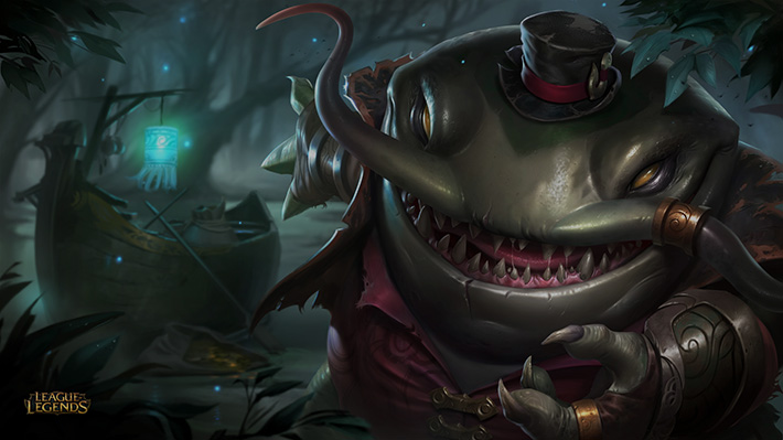 Tahm Kench lol champion