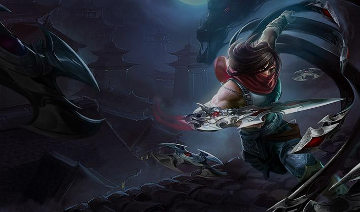 Dragonblade Talon SplashArt