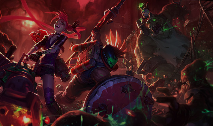 The Harrowing 2015 Splash Art