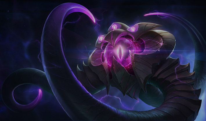 Vel'Koz lol champion