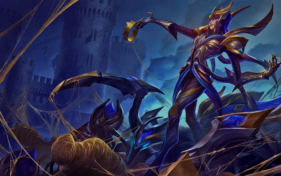 League of Legends | Victorious and Championship skins