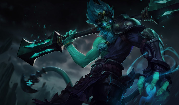 Underworld Wukong SplashArt
