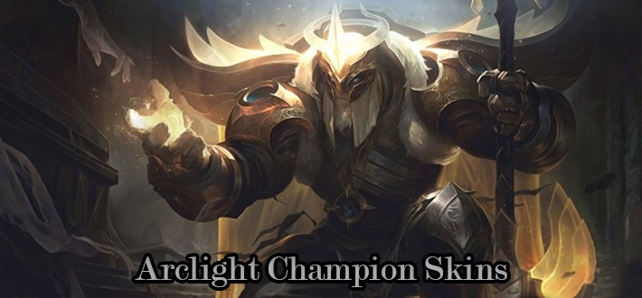 arclight champion skins review