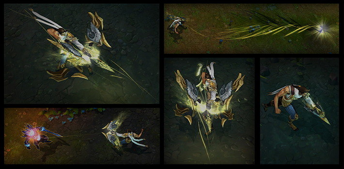Arclight Varus particle effects