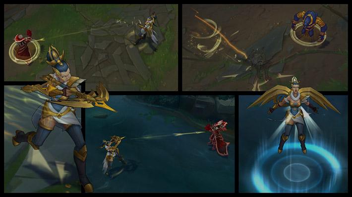 Arclight Vayne abilities