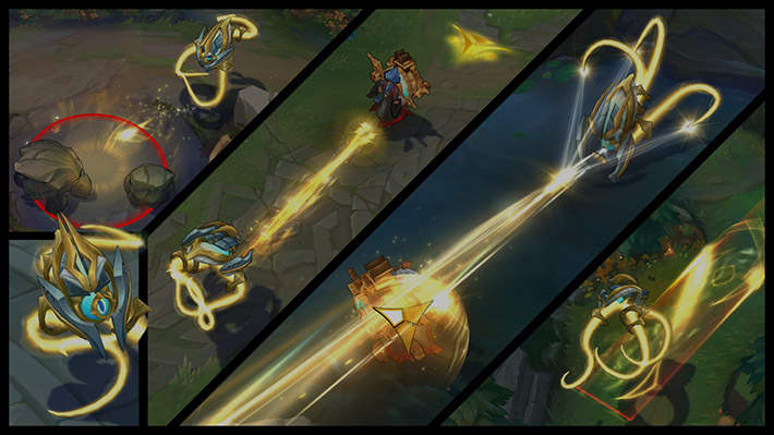 Arclight Vel'Koz new abilities