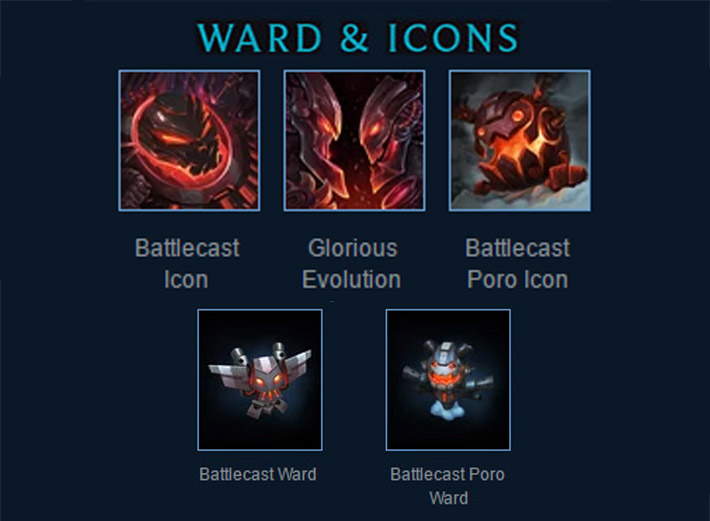 battlecast lol icons