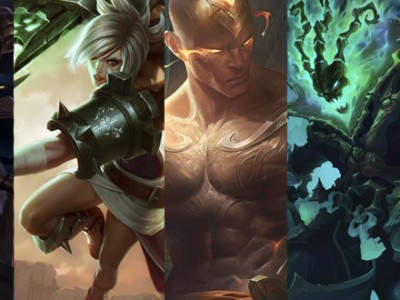 Best champions in League of Legends