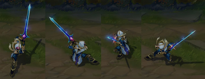 Cosmic Blade Yi lol champion