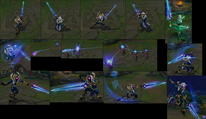 Cosmic Blade Yi preview