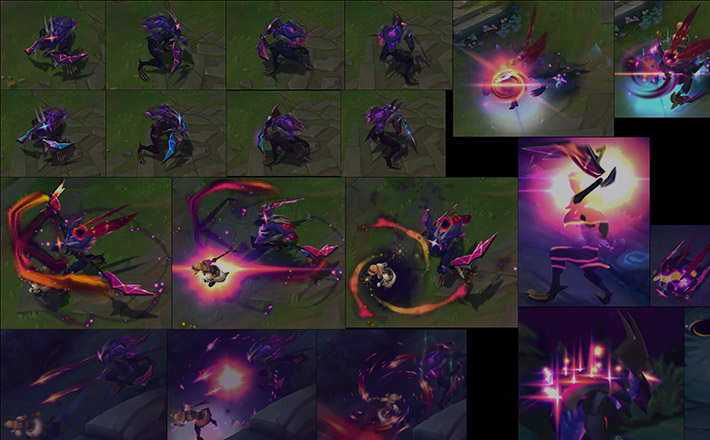Dark Star Kha'Zix preview lol