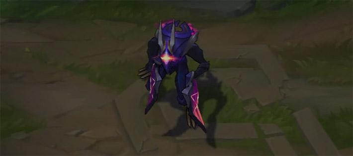 Dark Star Kha'Zix skin