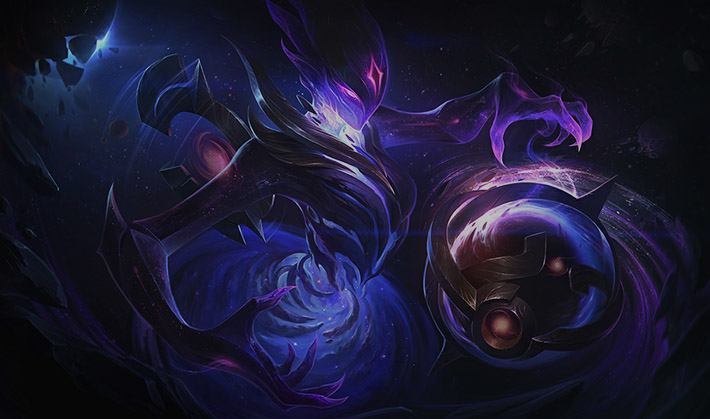 Dark Star Orianna splash