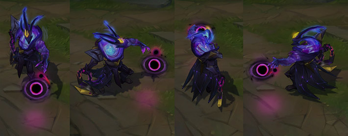 Dark Star Thresh model