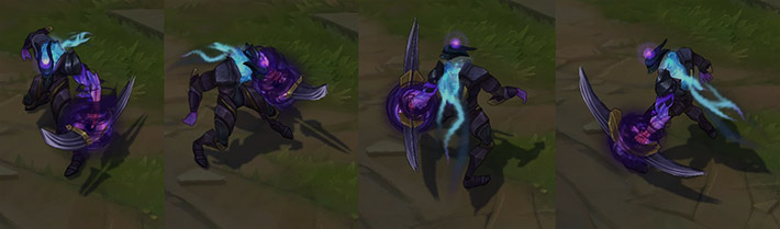 Dark Star Varus Skin