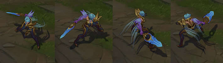 lol dawnbringer riven model