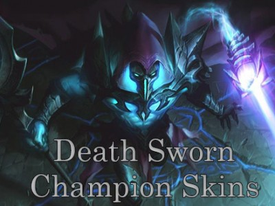 Death Sworn champion skins