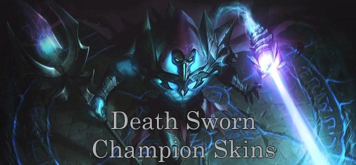 Death Sworn champion skins