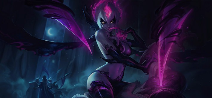 Evelynn reworked preview