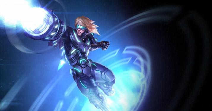 Ezreal Ultimate skin