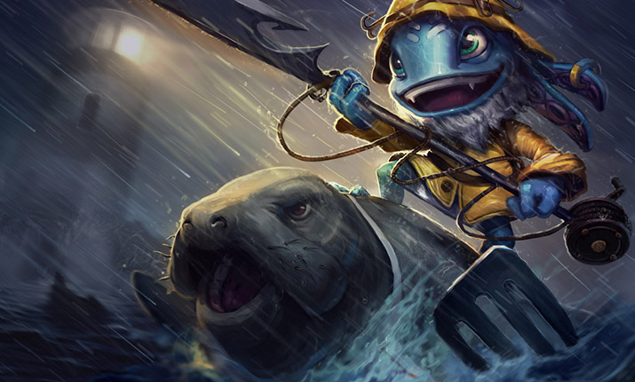 Fisherman Fizz Fools day Urf joke