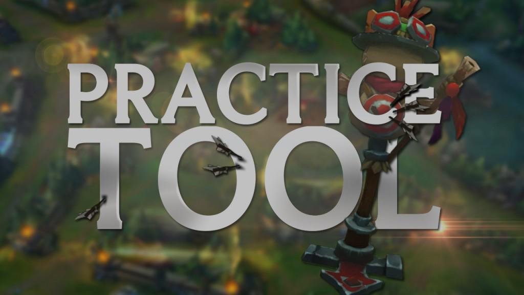 Riot practice tool