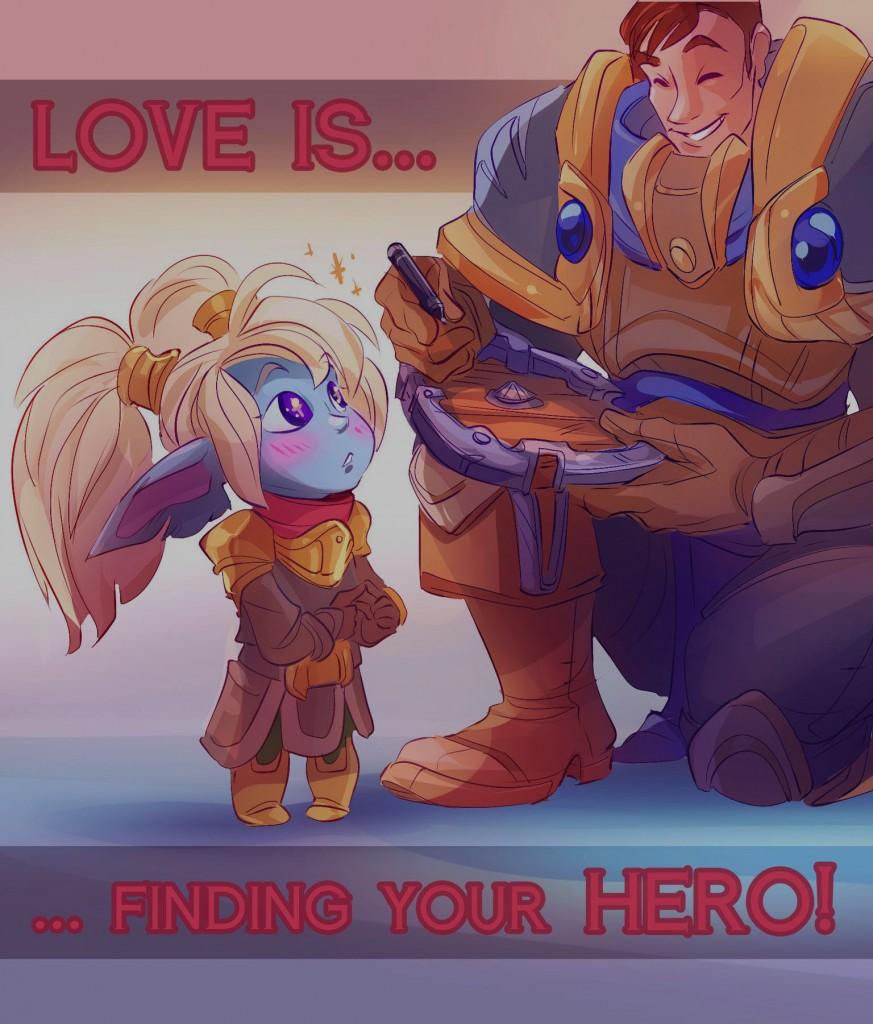 LoL Valentine