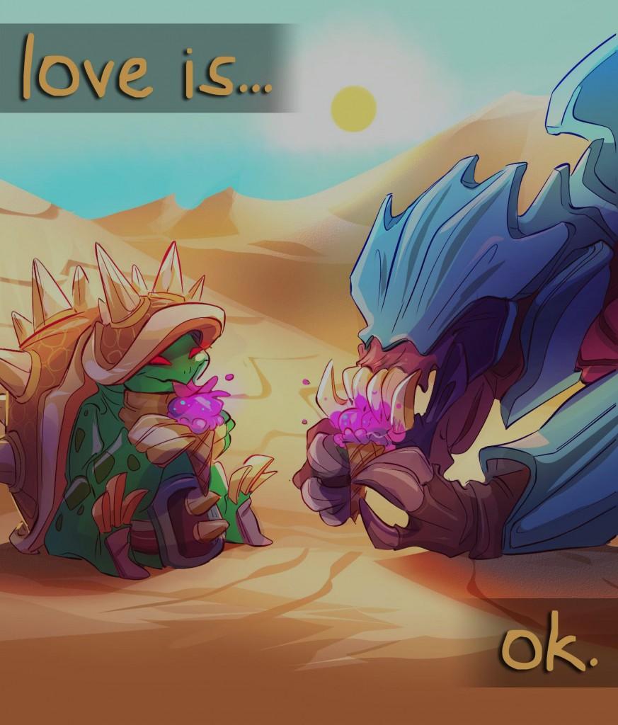 Love is... LoL