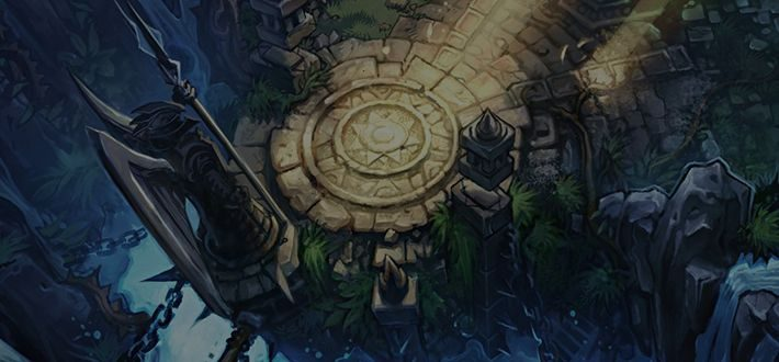 General Rotations and Map movements in League